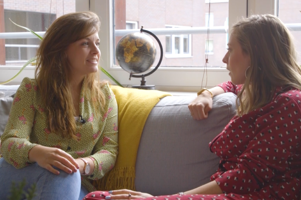 In gesprek met Amber a.k.a. The Social Good Girl